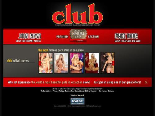 club sluts