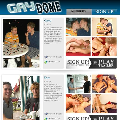 Dome Gay 56